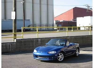 Mazda : MX-5 Miata 10th Anniversary 10 th anniversary mazda mx 5 miata