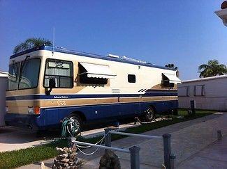 1998 Safari Sahara 3334 34ft Diesel Class A RV Coach Motorhome, Low Mileage!