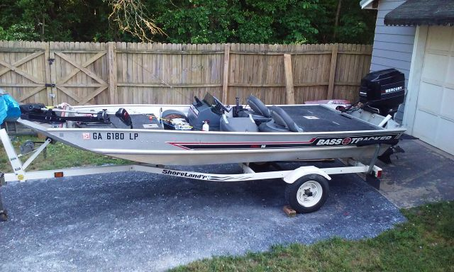 16ft bass tracker boats for sale for Bass tracker fishing boats