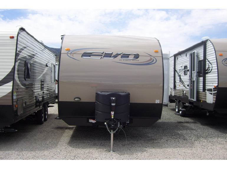 2016 Evo Forest River Inc. 2300