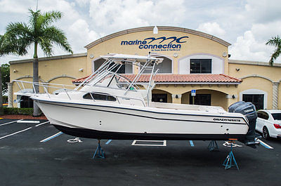 Used Grady White 2007 In GREAT Condition With Twin 250 Four Stroke Yamaha!!
