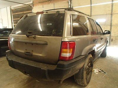 Jeep : Grand Cherokee Laredo Sport Utility 4-Door 1999 jeep grand cherokee laredo sport utility 4 door 4.0 l