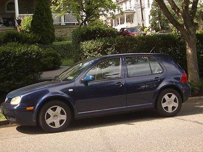 Volkswagen : Golf GLS Hatchback 4-Door 2001 volkswagen golf gls hatchback 4 door 2.0 l