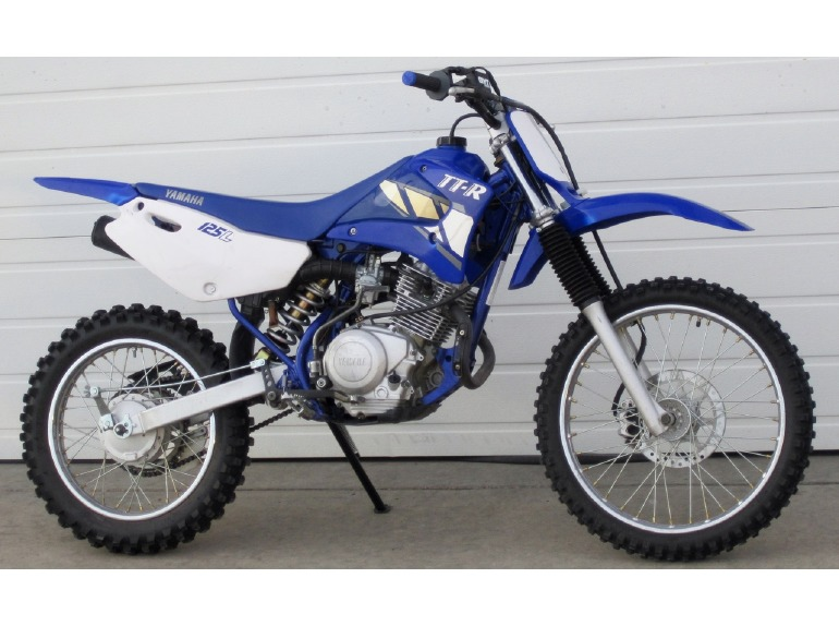 2001 yamaha ttr 125l motorcycles for sale for Yamaha ttr models