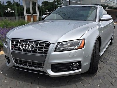 Audi : S5 Premium Plus 2008 audi s 5 low mileage in fantastic condition inside and out