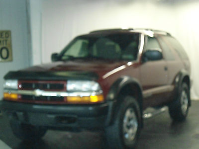 Chevrolet : Blazer ZR2 ZR2 Blazer Mint Condition