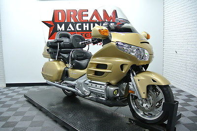 Honda : Gold Wing GL1800 2006 honda gold wing gl 1800 p 6 low miles goldwing finance shipping available