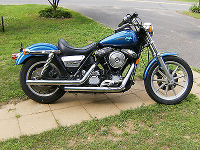 Harley Low Rider Fxrs Motorcycles for sale