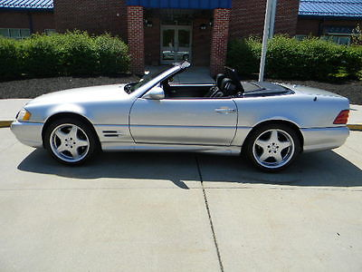 Mercedes-Benz : SL-Class SL500 SPORT 100 factory original collector southern owned sl amg sport impecable warnty 36 k