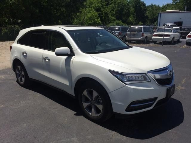 2014 Acura MDX 4D Sport Utility 3.5L