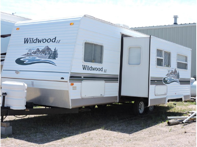 Forest River Wildwood 26bhss Rvs For Sale