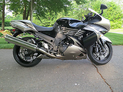 Kawasaki Zx14 Special Edition Motorcycles for sale