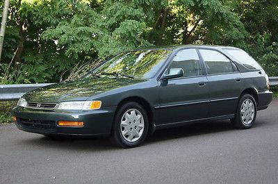 Honda accord wagon cars for sale honda accord wagon 64k mi 1996 honda accord wagon super low 64 k miles rare publicscrutiny Image collections