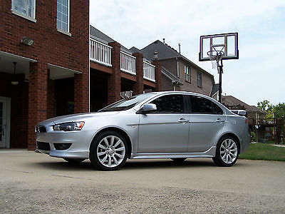 Mitsubishi : Lancer GTS GTS Sedan One Owner Lady Driven 5 speed Sunroof Rockford Fosgate Clean History