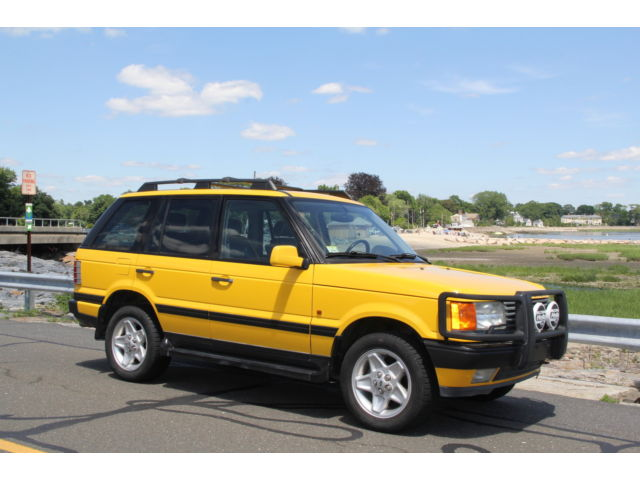 Land Rover : Range Rover 4dr Wgn HSE 1997 land rover vitesse wonderful condition well sorted well maintained