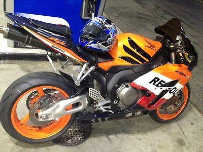 Honda : CBR 2005 honda repsol cbr 1000 rr