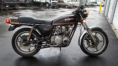 1978 Suzuki Gs550 Motorcycles for sale
