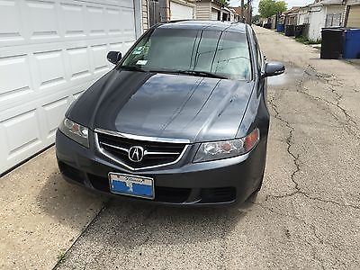 Acura : TSX Base Sedan 4-Door 2004 acura tsx 6 speed manual