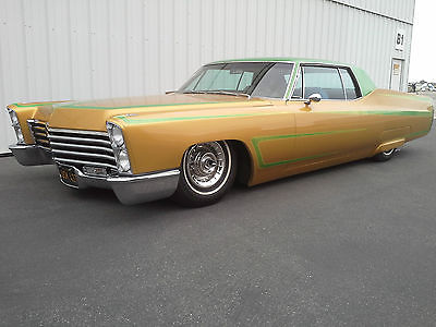 Cadillac : Other Calais CUSTOM LOW RIDER TAIL DRAGGER CHOPPED SLAMMED HOT ROD METAL FLAKE CRUISER GASSER