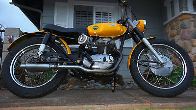 Ducati : Other 1965 ducati scrambler 250 classic and rare survivor