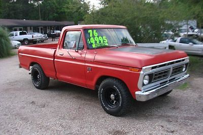 Ford : F-100 1976 ford f 100