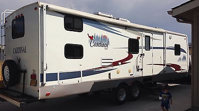 2007 Cardinal by Forest River RV Model 31 BH Bunkhouse