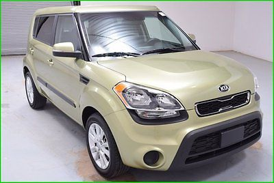 Kia : Soul Plus 4x2 4 Cyl Hatchback One Owner Clean carfax! FINANCING AVAILABLE!! 19k Miles Used 2013 Kia Soul + Hatchback 2L I4 Usb Aux-In