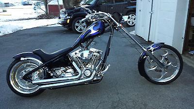 Big Dog : Ridgeback 2004 big dog ridgeback motorcycle