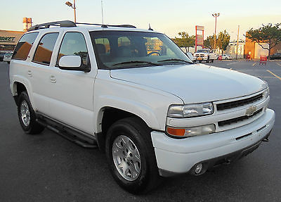 2005 chevy tahoe z71 lifted