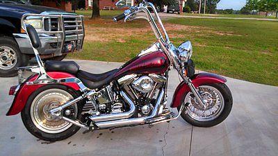 Harley-Davidson : Other 98 fat boy harley