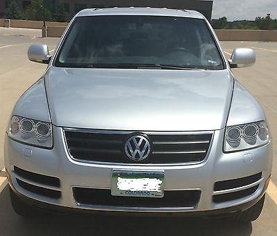 Volkswagen : Touareg v8  Loaded, Air Suspension, Xenons, SUV 4-Door V8, air suspension, xenon headlights, heated seats, heated steering wheel