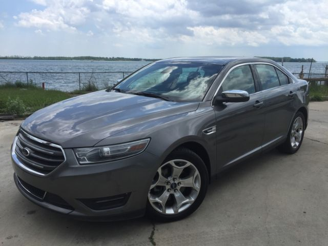 Ford : Taurus 4dr Sdn Limi 14 ford taurus limited no reserve heated cooled seats clean clear flood title