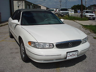 Buick : Century Limited Sedan 4-Door 2002 buick century limited low miles accident free 1 owner very clean