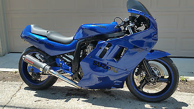 New Suzuki GSX 750 F-L Faired 1990 750cc Throttle Cable Pull Cable