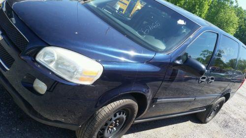 Chevrolet : Uplander van Chevrolet Uplander Van from local government