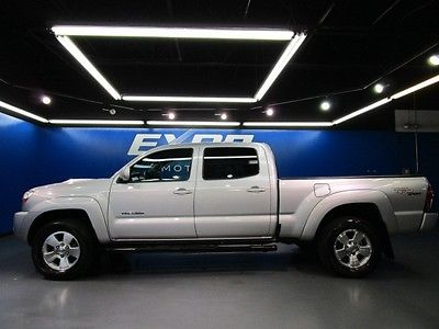 Toyota : Tacoma PreRunner Toyota Tacoma Prerunner Double Cab 4X2 TRD Sport Pkg Running Boards Bed Liner