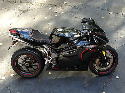 MV Agusta : F4CC MV AGUSTA F4CC, #76/100, 200HP, most exclusive, like new, collector, not Ducati