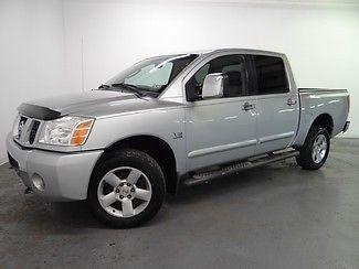 Nissan : Titan SE 4x4 Crew Cab V8 2004 nissan titan se 4 x 4 crew cab v 8 we finance