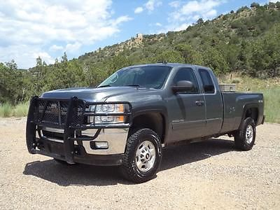 Chevrolet : Silverado 2500 Xcab Long Bed 2011 chevrolet silverado 2500 hd 4 x 4 duel fuel truck cng make offer