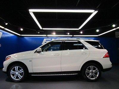 Mercedes-Benz : M-Class ML350 Mercedes-Benz ML350 4-Matic Navigation Heated Seats Camera DVD Low Miles