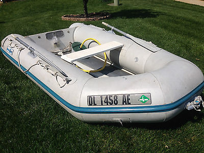 2 Boat U.S. by Severn Boats Inflatable Dinghy