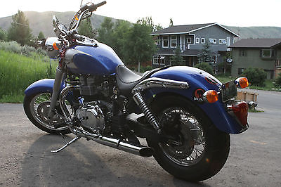 Triumph : Bonneville Modified 2003 Triumph America