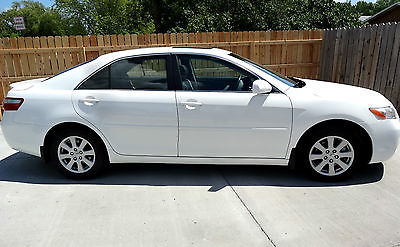 Toyota : Camry XLE 2007 toyota camry xle vvt i 16 valve engine white color 4 cylinder exel condit