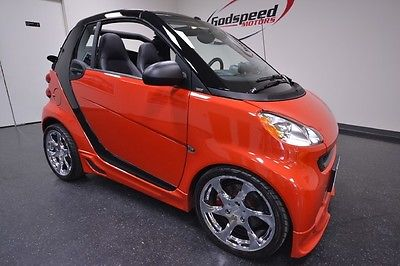 Smart : Fortwo Custom Paint and Body Kit 2008 smart fortwo custom paint and body kit