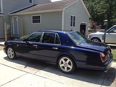 Bentley : Arnage T Recent $18,000 service at Bentley Of Atlanta, Needs Nothing!