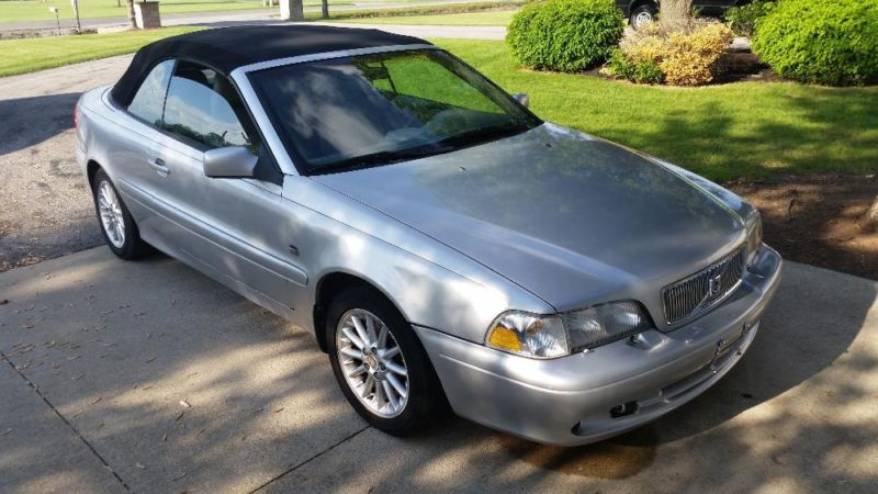 1999 Volvo C70 Convertible Turbo
