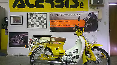 Honda : Other C70 PASSPORT ONLY 648 MILES One Owner Excellent Condition Classic Runs Title