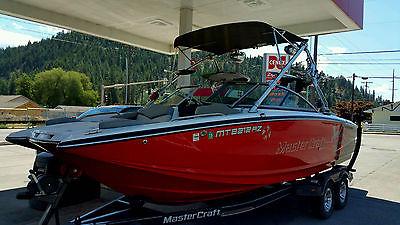 Mastercraft 2010 X35 8.1 Liter Wake Board Boat w/Trailer