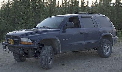 Dodge : Durango LL 1998 dodge durange 4 wd