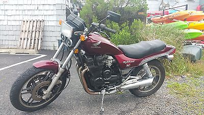 Honda : Nighthawk 1983 honda nighthawk 650 ready to ride